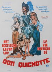 Vie érotique de Don Quichotte, La