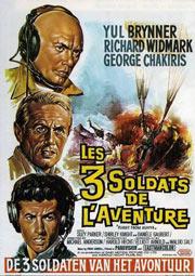 Trois Soldats de l'aventure, Les