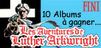 Concours Les Aventures de Luther Arkwright